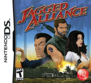 Jagged Alliance sur DS