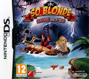 So Blonde : Retour sur l'Ile sur DS