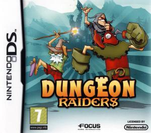 Dungeon Raiders sur DS