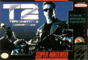 Terminator 2 : Judgment Day sur SNES