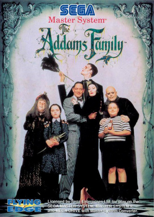 The Addams Family sur MS