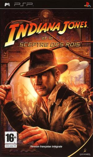 Indiana Jones et le Sceptre des Rois sur PSP