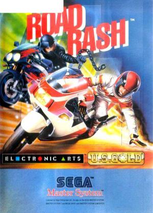 Road Rash sur MS