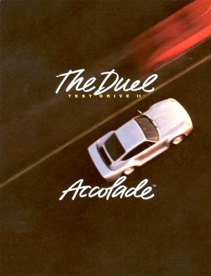 The Duel : Test Drive II sur PC