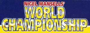 Nigel Mansell's World Championship sur C64