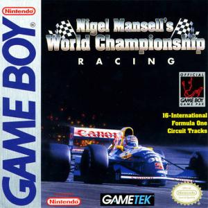 Nigel Mansell's World Championship sur GB