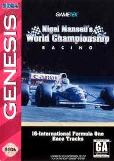 Nigel Mansell's World Championship sur MD
