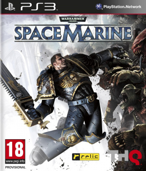 Warhammer 40.000 : Space Marine sur PS3