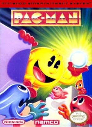 Pac-Man sur Nes