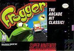 Frogger sur SNES