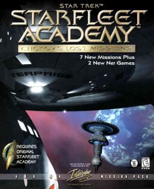 Star Trek : Starfleet Academy : Chekov's Lost Missions sur PC