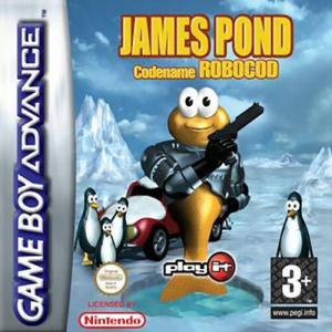 James Pond : Codename RoboCod sur GBA