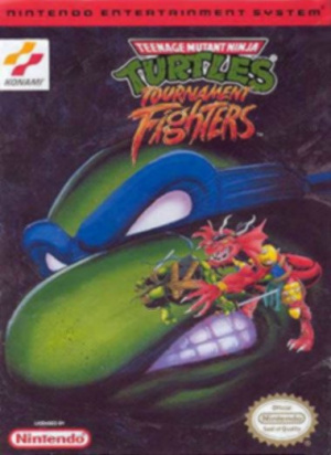 Teenage Mutant Ninja Turtles : Tournament Fighters sur Nes