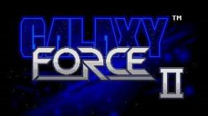 Galaxy Force II sur ST