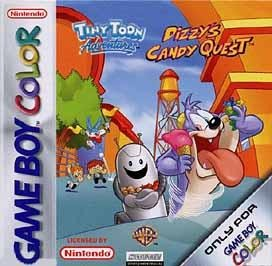 Tiny Toon Adventures : Dizzy's Candy Quest sur GB