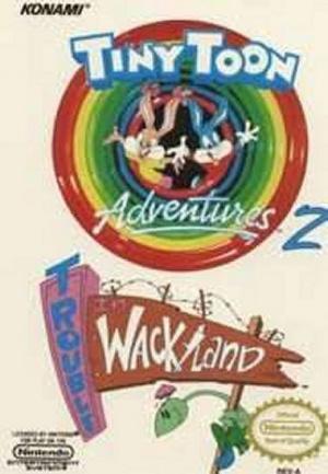Tiny Toon Adventures 2 : Trouble in Wackyland sur Nes