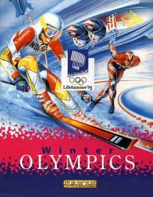 Winter Olympics : Lillehammer '94 sur Amiga