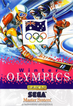 Winter Olympics : Lillehammer '94 sur MS
