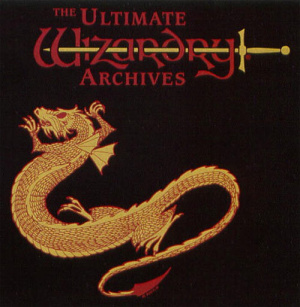 The Ultimate Wizardry Archives sur PS1