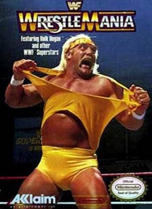 WWF Wrestlemania sur Nes
