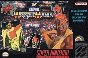 WWF Super Wrestlemania sur SNES