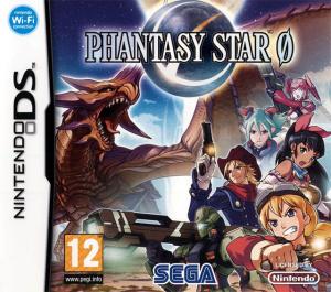 Phantasy Star Zero sur DS