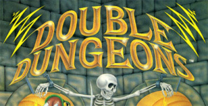 Double Dungeons sur Wii