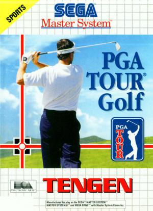 PGA Tour Golf sur MS