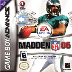 Madden NFL 06 sur GBA