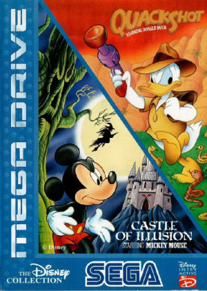The Disney Collection sur MD