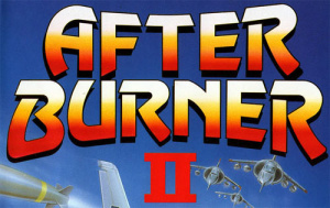 After Burner II sur ST