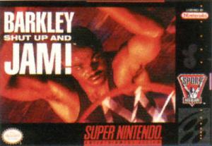 Barkley : Shut up and Jam ! sur SNES