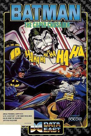 Batman : The Caped Crusader sur Amiga
