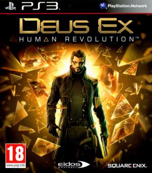 Deus Ex : Human Revolution sur PS3