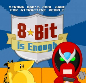 Strong Bad's Cool Game for Attractive People : Episode 5 : 8-Bit is Enough sur Wii