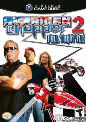 American Chopper 2 : Full Throttle sur NGC