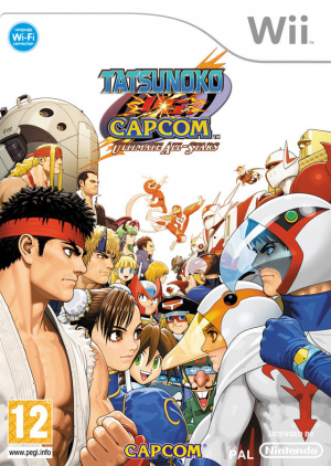 Tatsunoko vs. Capcom : Ultimate All-Stars sur Wii