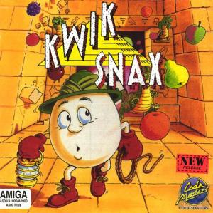 Kwik Snax sur Amiga