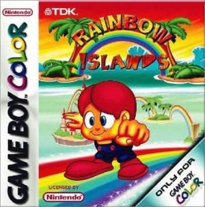 Rainbow Islands sur GB