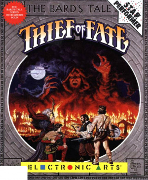 The Bard's Tale III : Thief of Fate sur PC