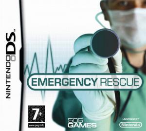 Emergency Rescue sur DS