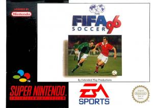 FIFA Soccer 96 sur SNES
