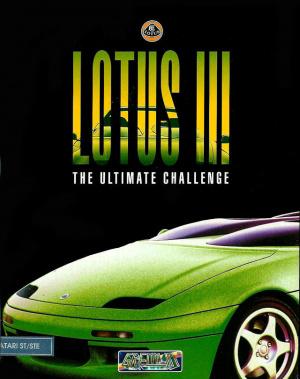 Lotus III : The Ultimate Challenge sur ST