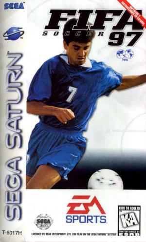 FIFA 97 sur Saturn