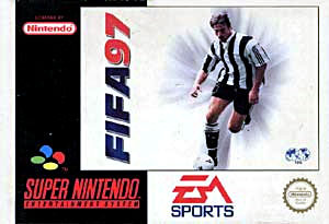 FIFA 97 sur SNES