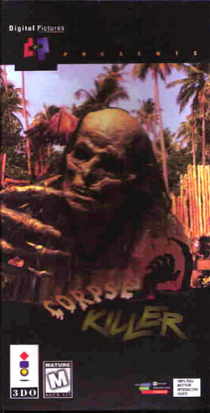 Corpse Killer sur 3DO