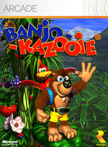 Banjo-Kazooie sur 360