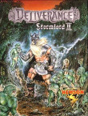 Deliverance : Stormlord II sur Mac