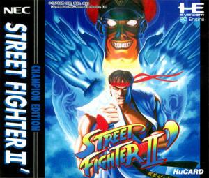 PC Engine- Tests de jeux et plus si affinité - Page 5 Jaquette-street-fighter-ii-special-champion-edition-turbografx-pc-engine-cover-avant-g