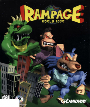 Rampage : World Tour
